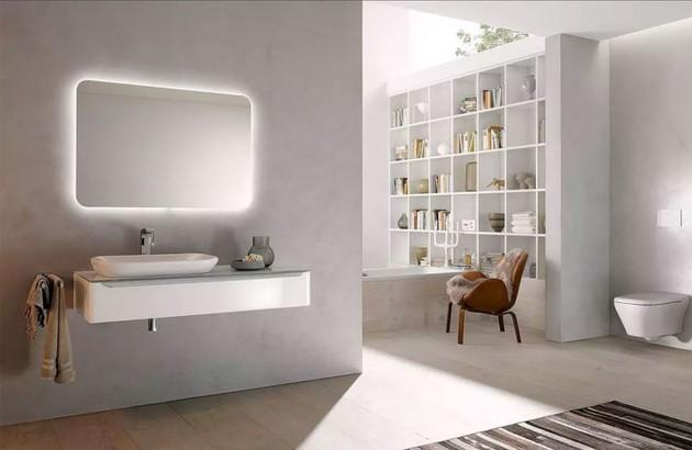 Meuble de salle de bains myDay d'Allia