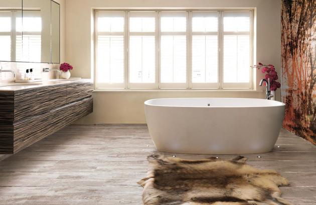 Carrelage Cerdomus Club, parfait pour sublimer la salle de bains