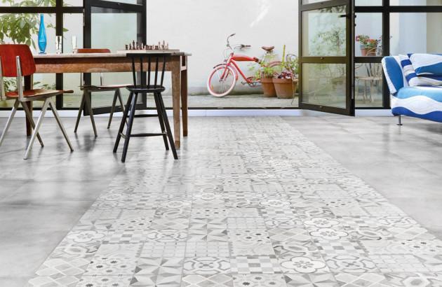 Carrelage inspiration carreaux de ciment
