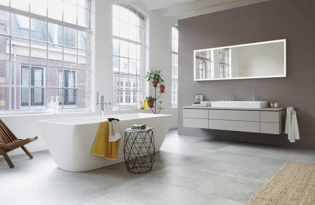 Quels matériaux pour une salle de bain confortable?