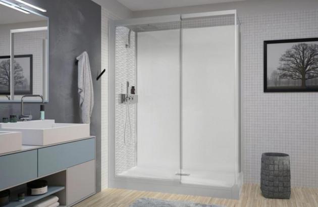 Cabine de douche intégrale Kinemagic Design de Kinedo