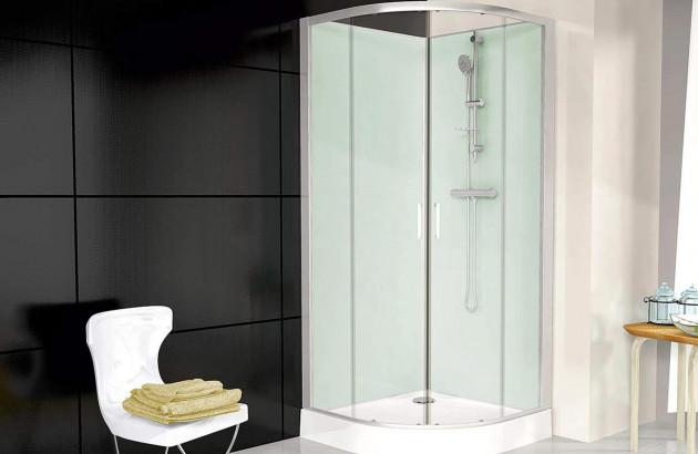 Cabine de douche intégrale Corail 3 de Leda