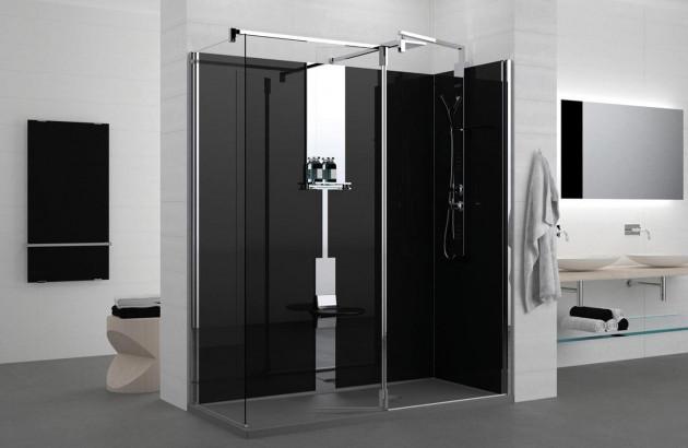 Cabine de douche intégrale Revolution de Novellini