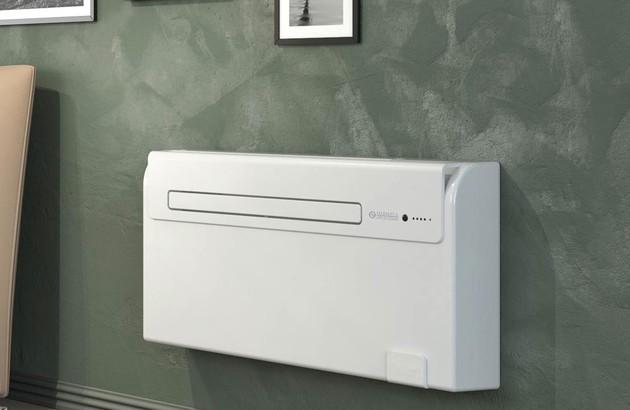 visuel d'ambiance climatisation reversible monobloc