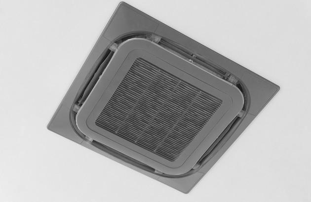 climatisateur-plafonnier-noir