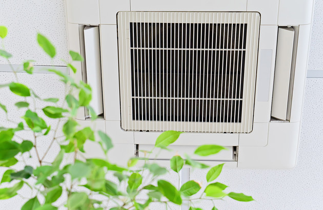 climatisateur-plafonnier
