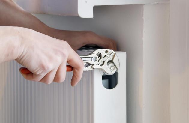 Fuite robinet sur votre radiateur