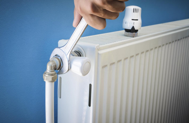 Fuite tuyau d'alimentation sur votre radiateur
