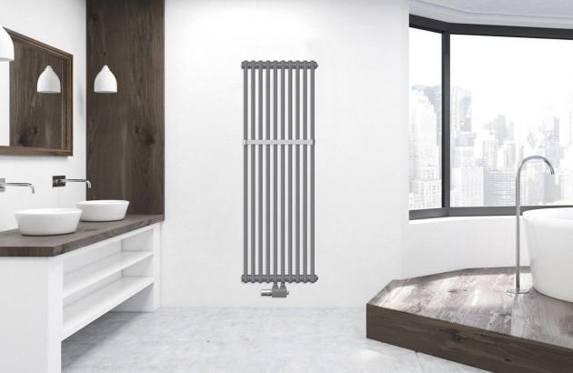 Votre magnifique radiateur central Téolys vertical de Finimetal