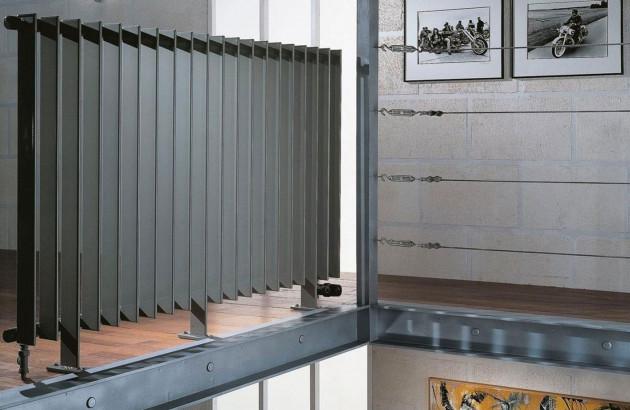 Radiateur en aluminium Clarian Garde-Corps
