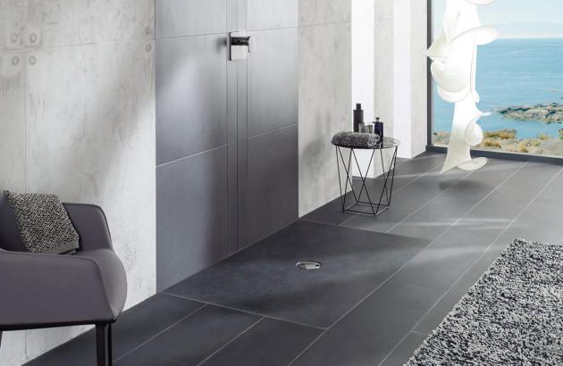 La douche à l'italienne, la solution design pour tous!