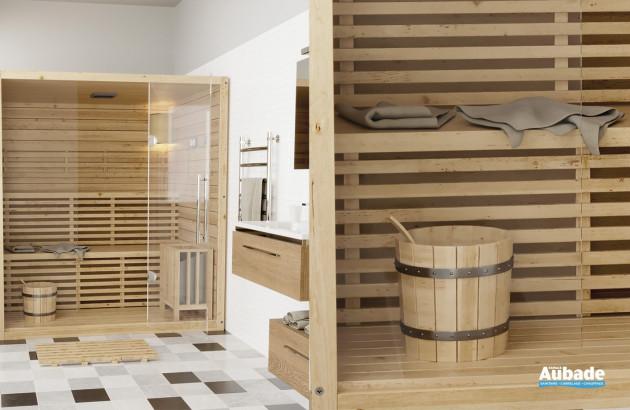 Sauna cabine quebec de collin arredo
