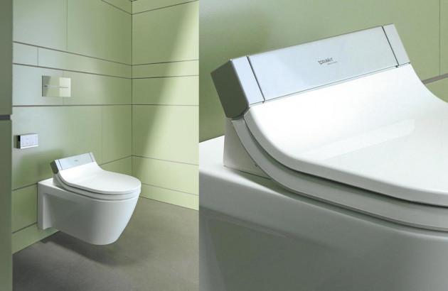 WC lavant Sensowash C de Duravit