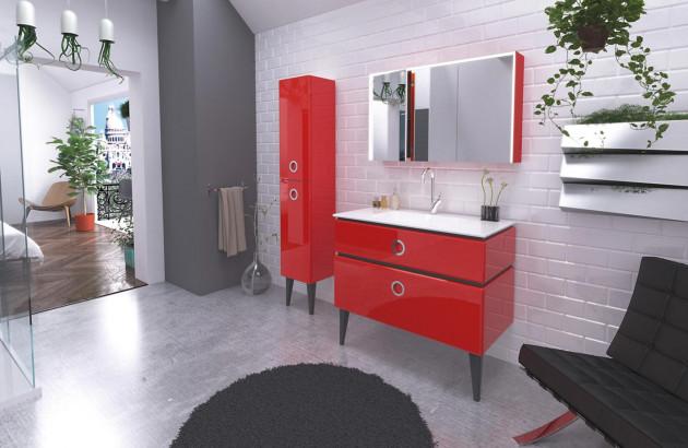 Meuble salle de bains Jolie Mome meuble par decotec