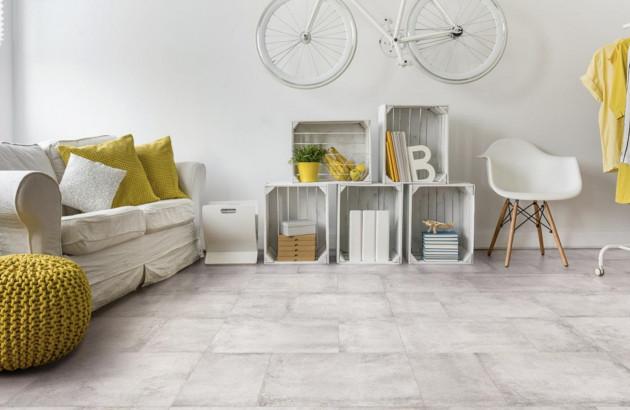 Carrelage Frame idéal pour créer une salle de bains suédoise