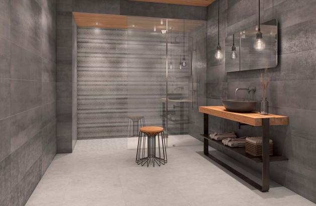 Collection Channel pour votre carrelage de douche à l'italienne par la marque Tau Ceramica