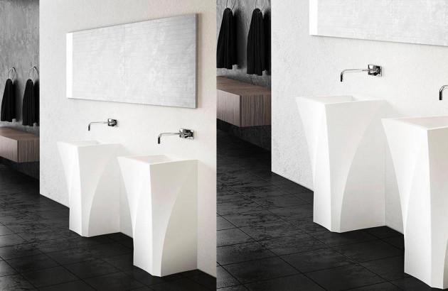 Rénovez votre petit espace d'eau avec la vasque Solo Cedam