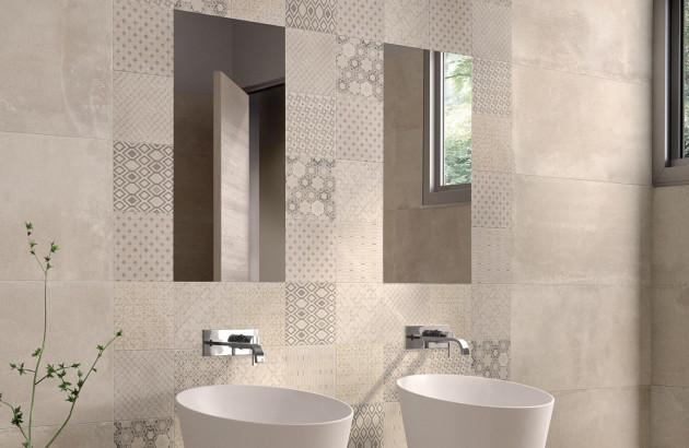 Le carrelage dans nos salles de bains | Espace Aubade
