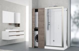 quels atouts pour la cabine de douche blog espace aubade. Black Bedroom Furniture Sets. Home Design Ideas