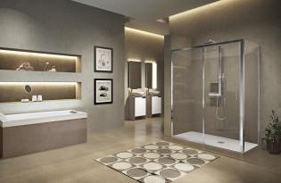 paroi de douche comment choisir blog espace aubade. Black Bedroom Furniture Sets. Home Design Ideas