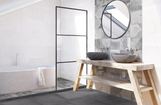 Choisir le carrelage mural de sa salle de bain blog - Creer une salle de bain en 3d gratuit ...