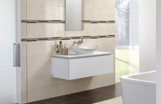 Listels de carrelage pour salle de bain blog espace aubade - Aubade carrelage salle de bain ...