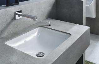 Vasque à encastrer : comment l\'installer   Espace Aubade