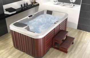 Spa dans la salle de bain: relaxation assurée   Espace Aubade