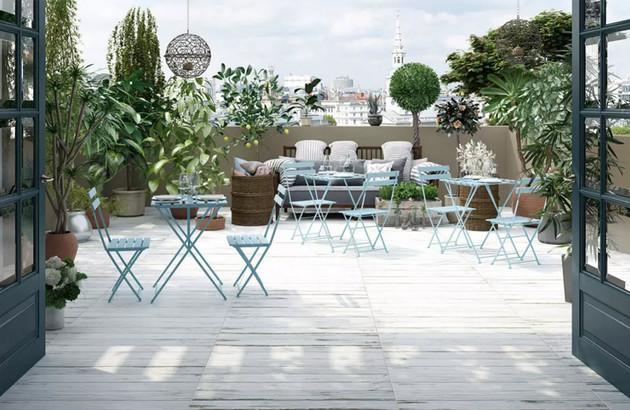 Trouvez le carrelage idéal pour votre terrasse