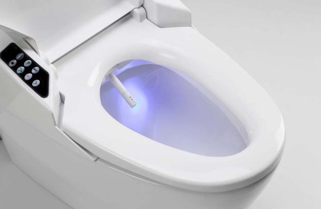 Toilettes japonaise en France