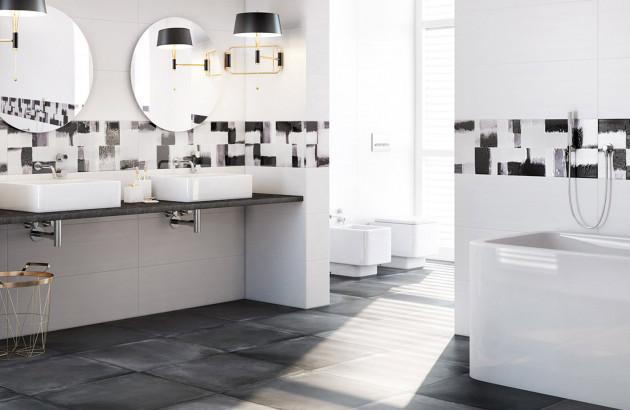 Bien aménager votre salle de bains quelle que soit sa forme