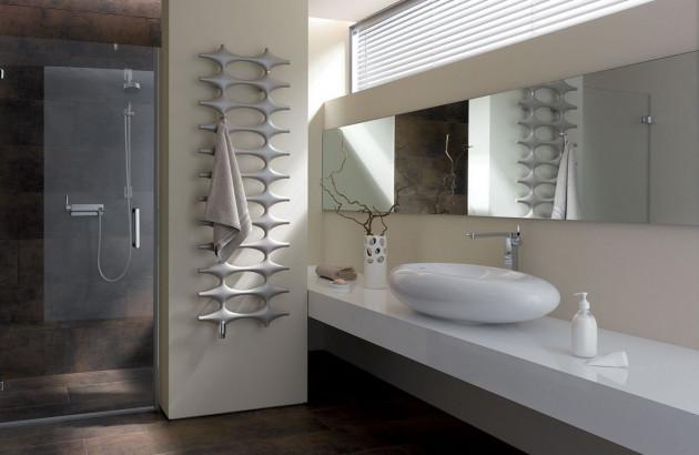 Quel sèche-serviette pour la salle de bain
