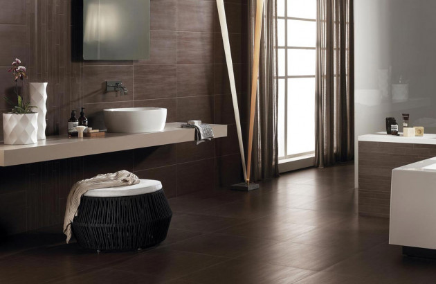 Salle de bains design et moderne
