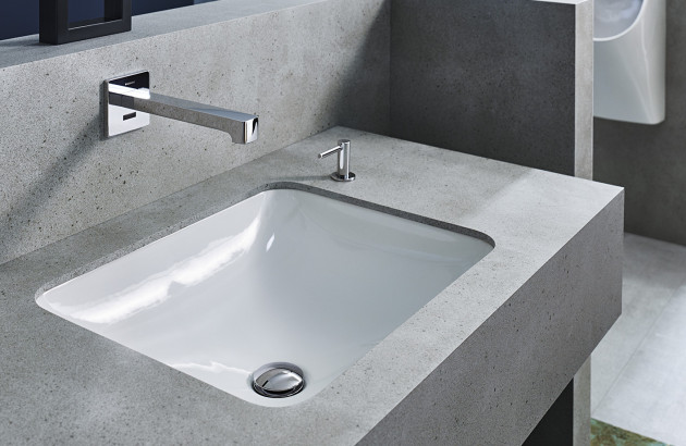 vasque encastrer comment l 39 installer espace aubade. Black Bedroom Furniture Sets. Home Design Ideas