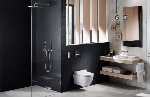Une douche à l\'italienne en appartement | Espace Aubade
