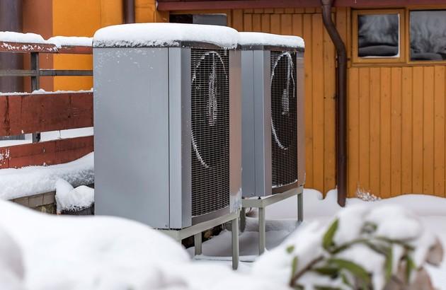 Bien protéger sa pompe à chaleur du froid