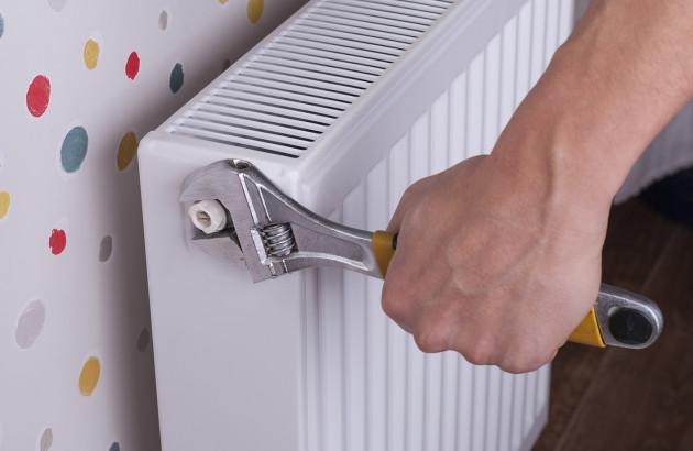 Purger un radiateur