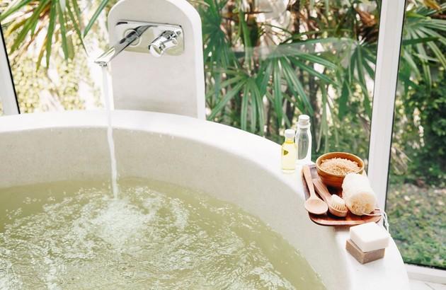 Comment créer une salle de bains zen d\'inspiration japonaise ...