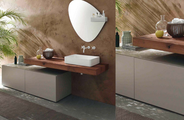 Salle de bains ambiance zen