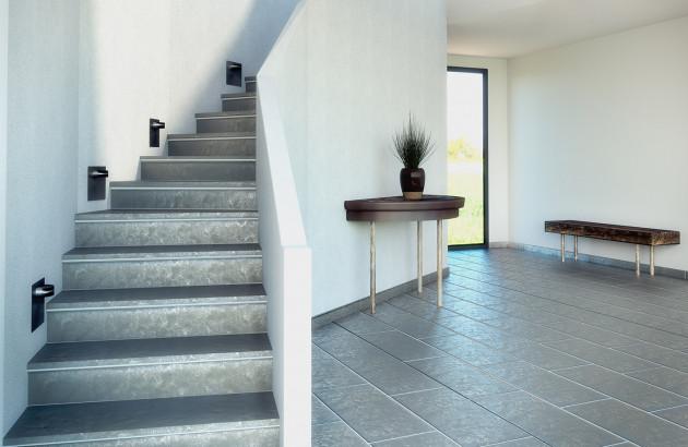 carrelage pour escalier