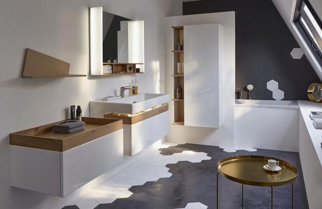 Le style moderne dans votre Salle de Bain | Espace Aubade