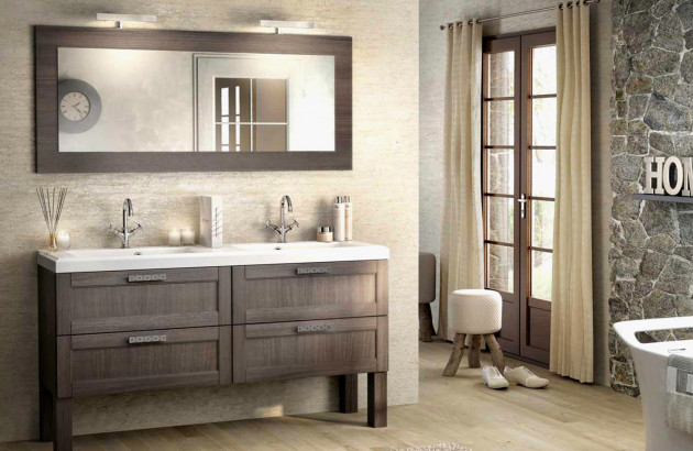 Optez pour des meubles de salle de bain rétro ! | Blog Espace Aubade