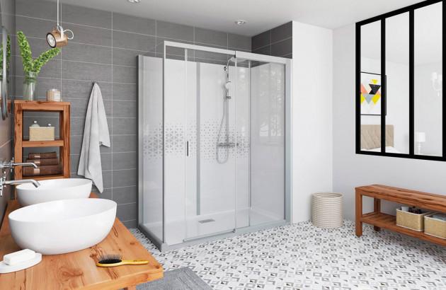 Notre sélection de cabines de douches