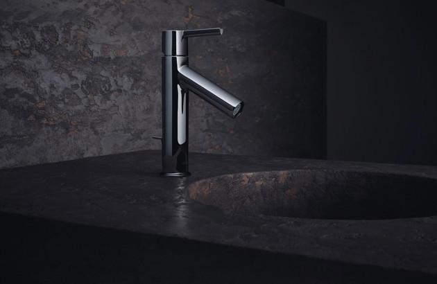 Nouveauté Starck: le robinet inspiré de la nature…