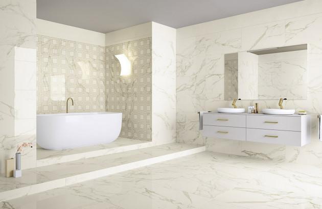 Peut-on utiliser la pierre naturelle dans la salle de bains