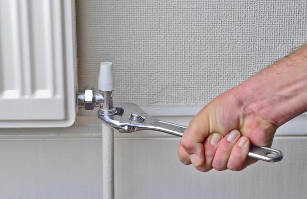 réparer une fuite de radiateur