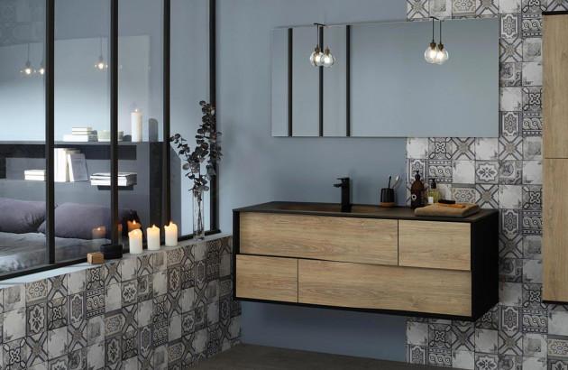 Quel bois choisir pour un meuble de salle de bains ...