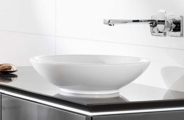 Quelle vasque pour une salle de bain vintage ? | Espace Aubade