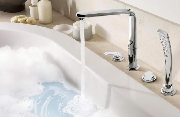 Robinet mélangeur ou mitigeur, lequel sera le plus adapté à votre baignoire?