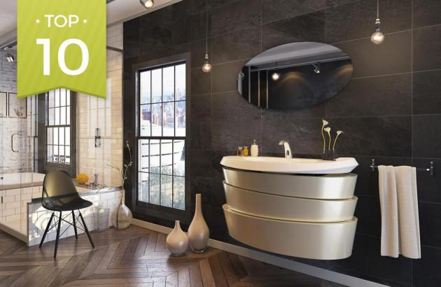 Top 10 des meubles à choisir après la rénovation de votre salle de bain